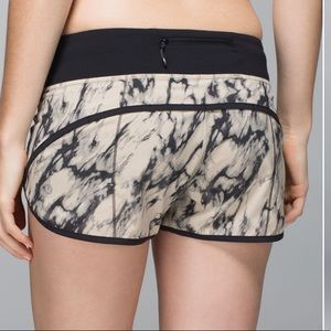 Lululemon Speed Shorts